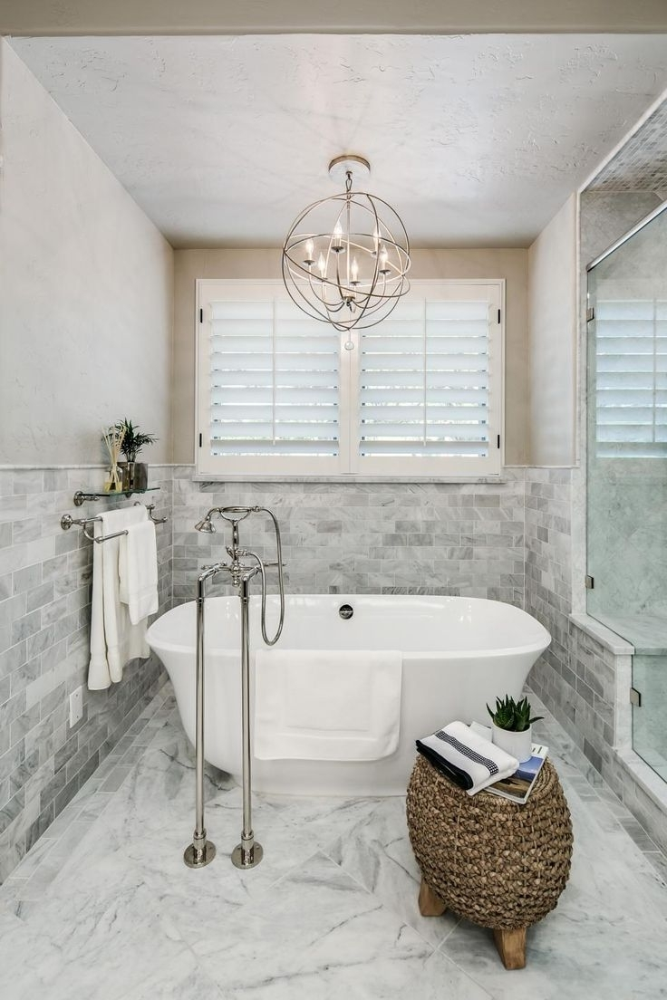 Latest Bathroom Chandeliers Chandelier Ceiling Lights Crystal Chandelier In Modern Small Chandeliers (View 13 of 15)