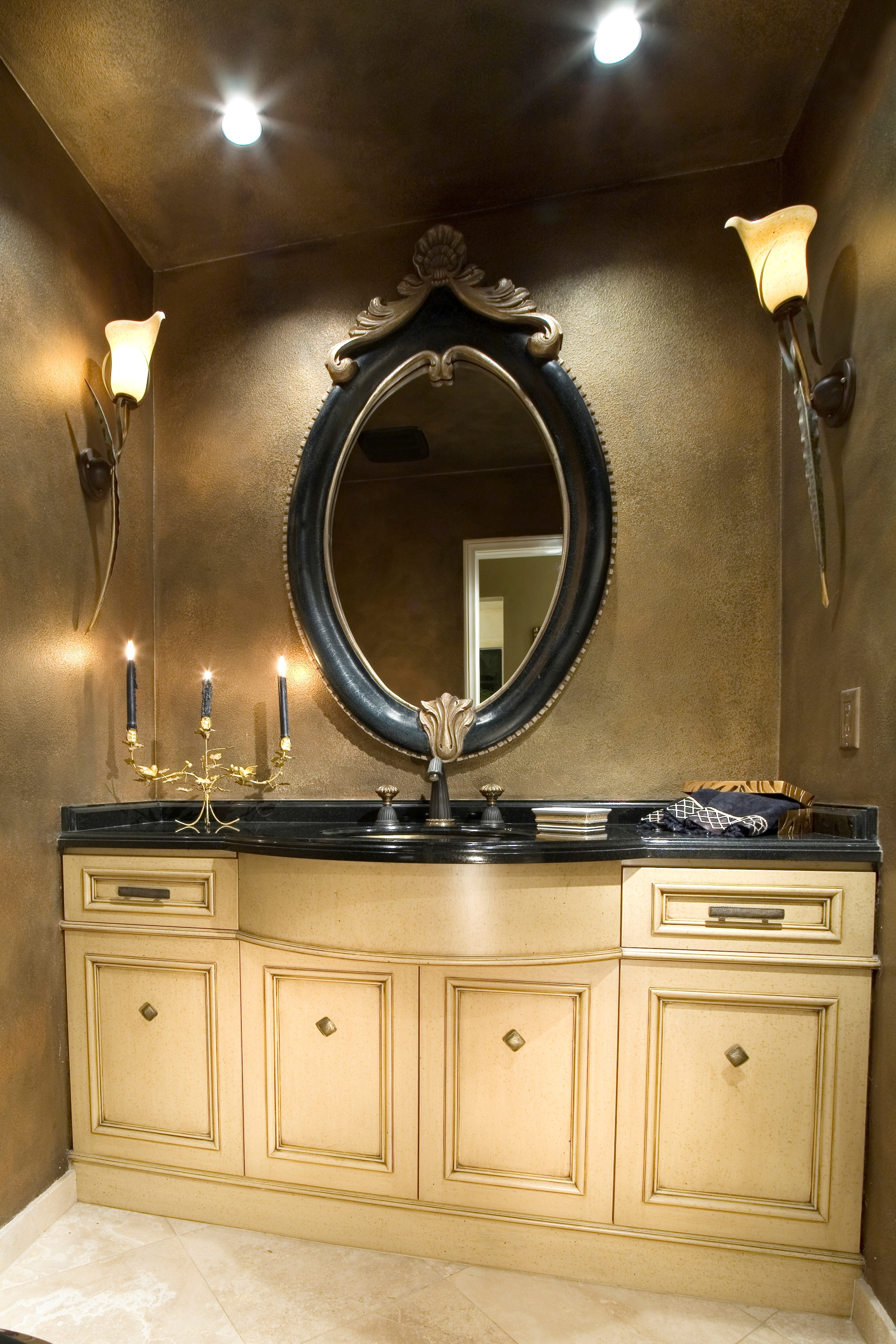 Latest Bronze Bathroom Mirrors Uk Creative Gallery Including Wall Mounted Throughout Wall Mounted Bathroom Chandeliers (View 10 of 15)