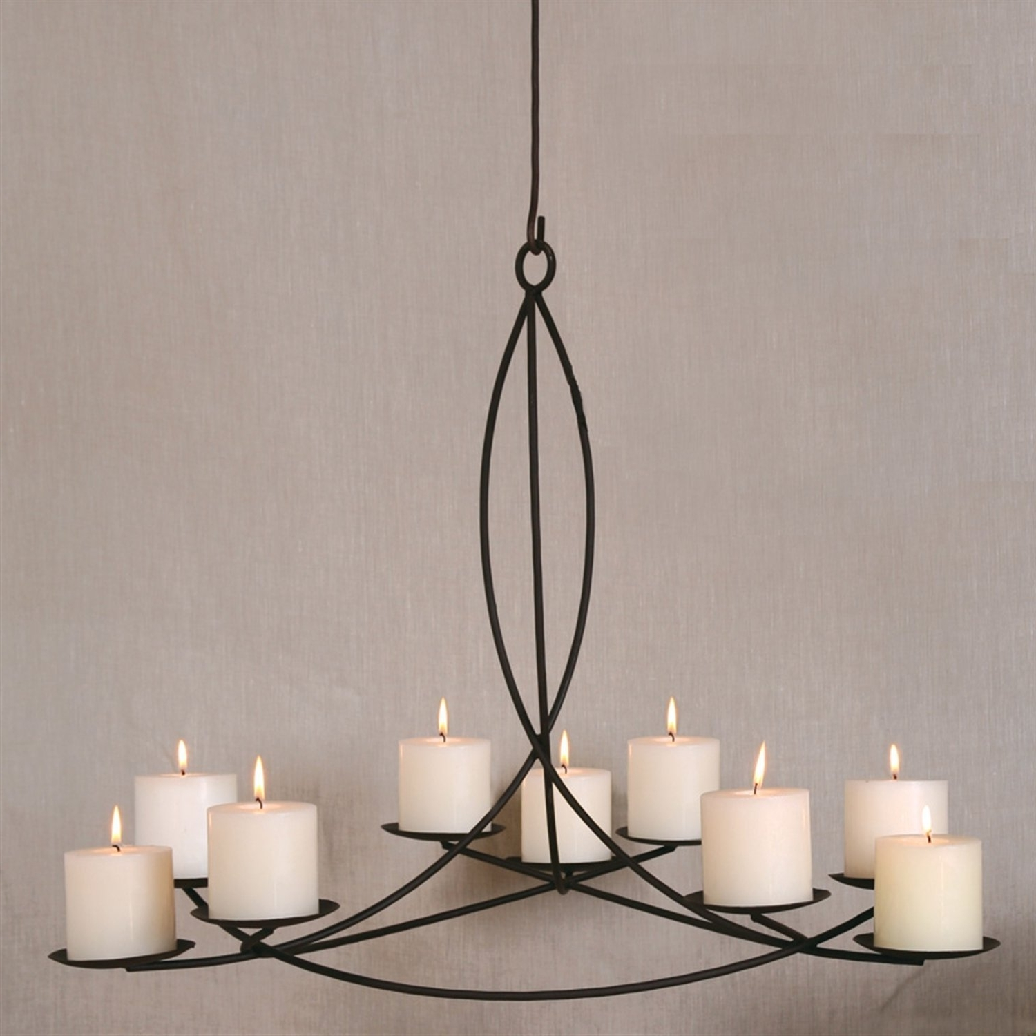 Latest Hanging Candle Chandeliers For Beautiful And Elegant Candle Chandelier — Best Home Decor Ideas (View 10 of 15)