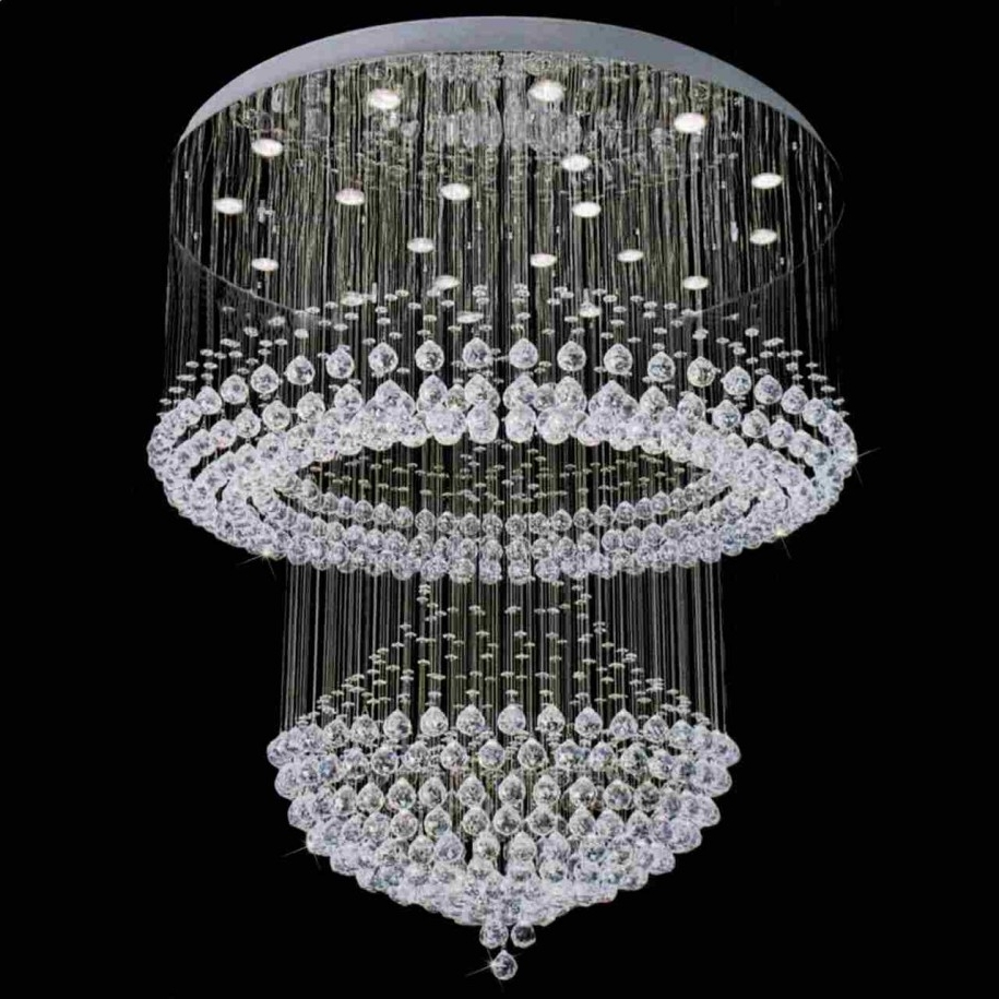 Latest Huge Chandeliers Within Interior Design And Lighting (View 13 of 15)