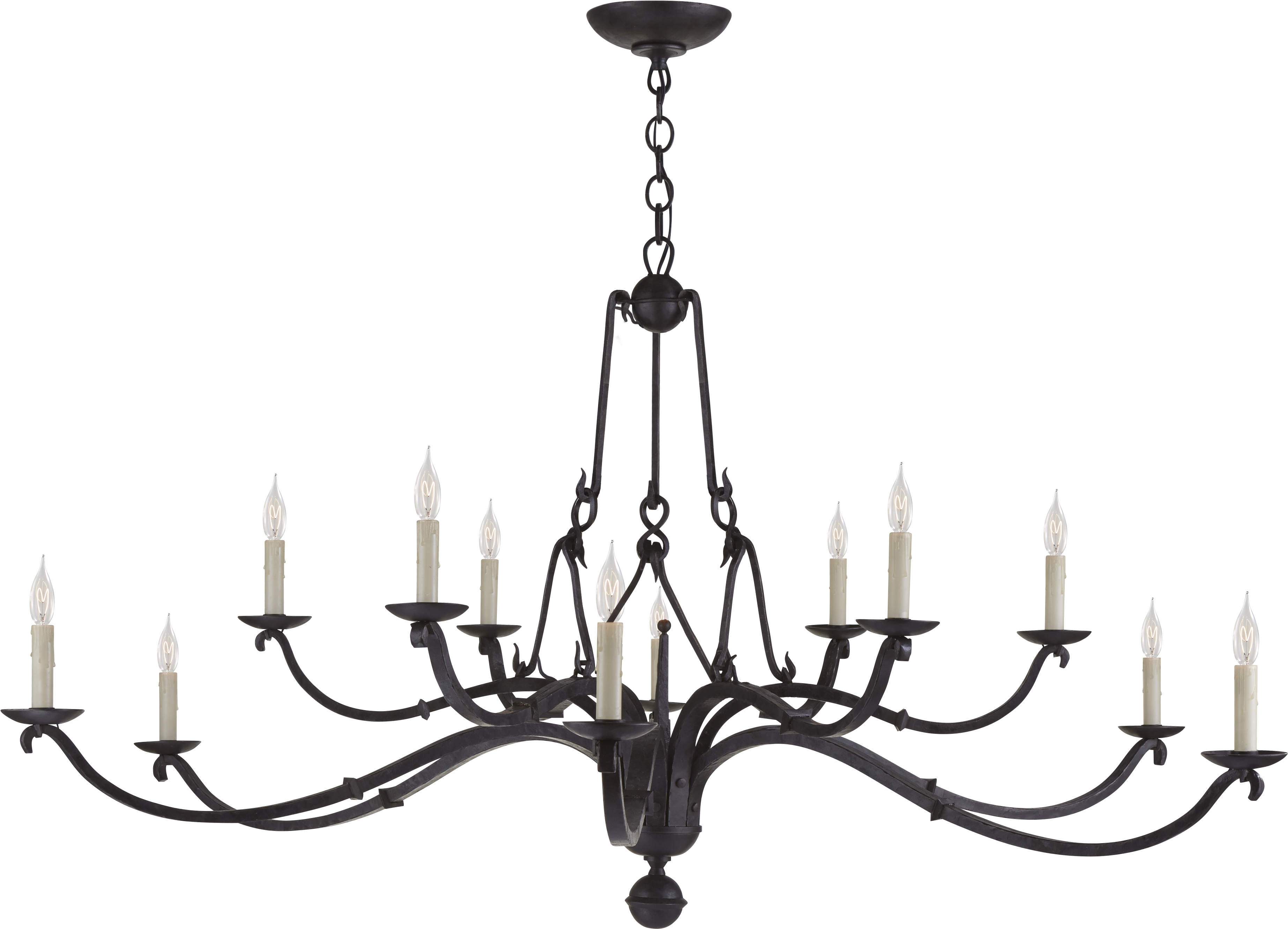Latest Large Chandelier Candle – Closdurocnoir In Large Bronze Chandelier (View 3 of 15)