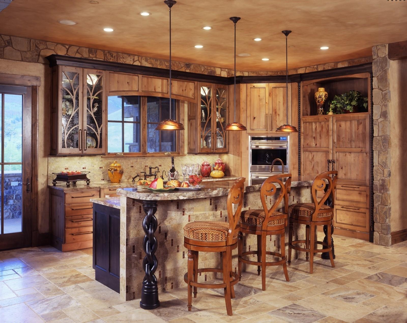Latest Rustic Kitchen Lighting Ideas – Kitchen Ideas, Rustic Kitchen Within Small Rustic Kitchen Chandeliers (View 7 of 15)