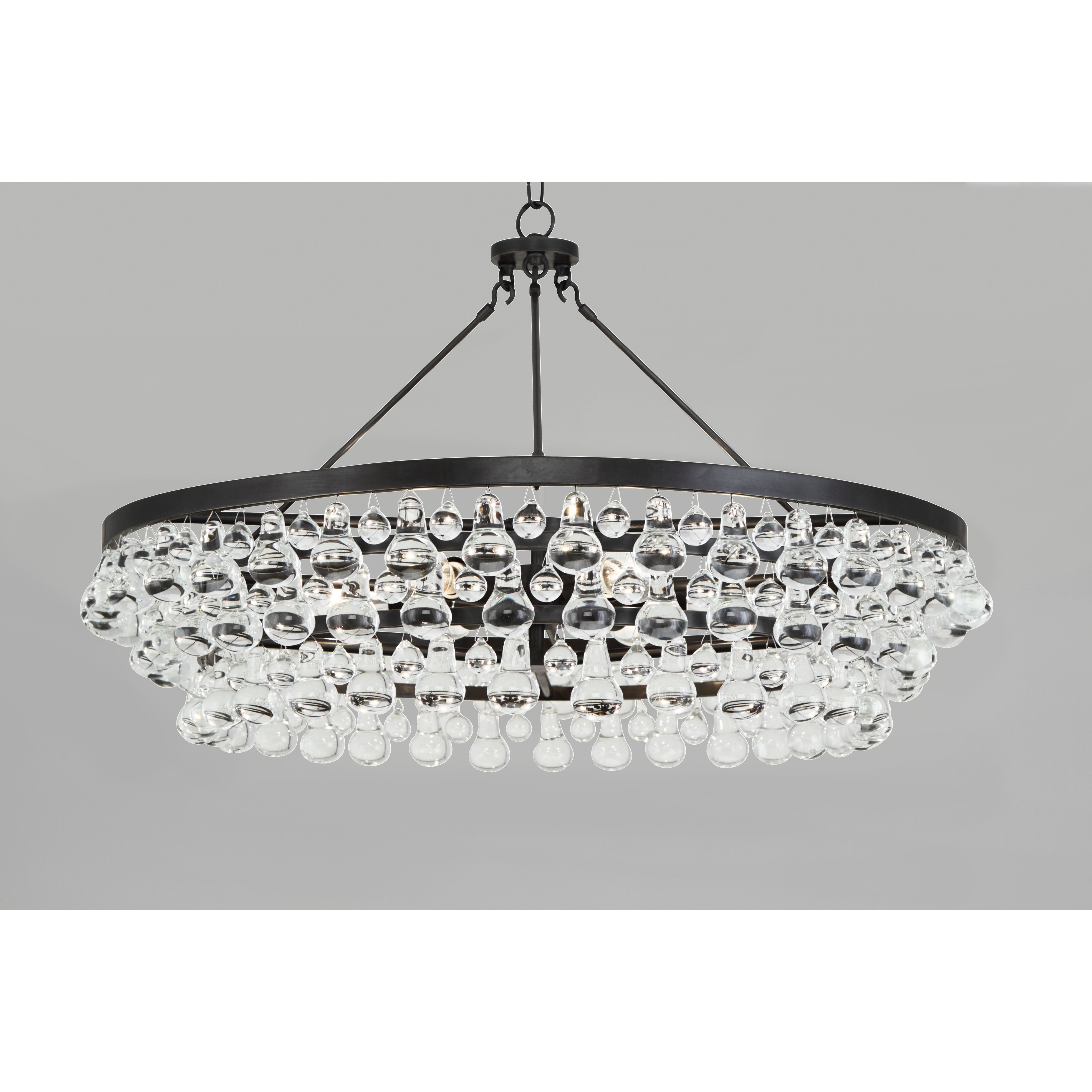Light : Robert Abbey Bling Chandelier Chandeliers Table Lamps Home Throughout Most Popular Wayfair Chandeliers (View 14 of 15)