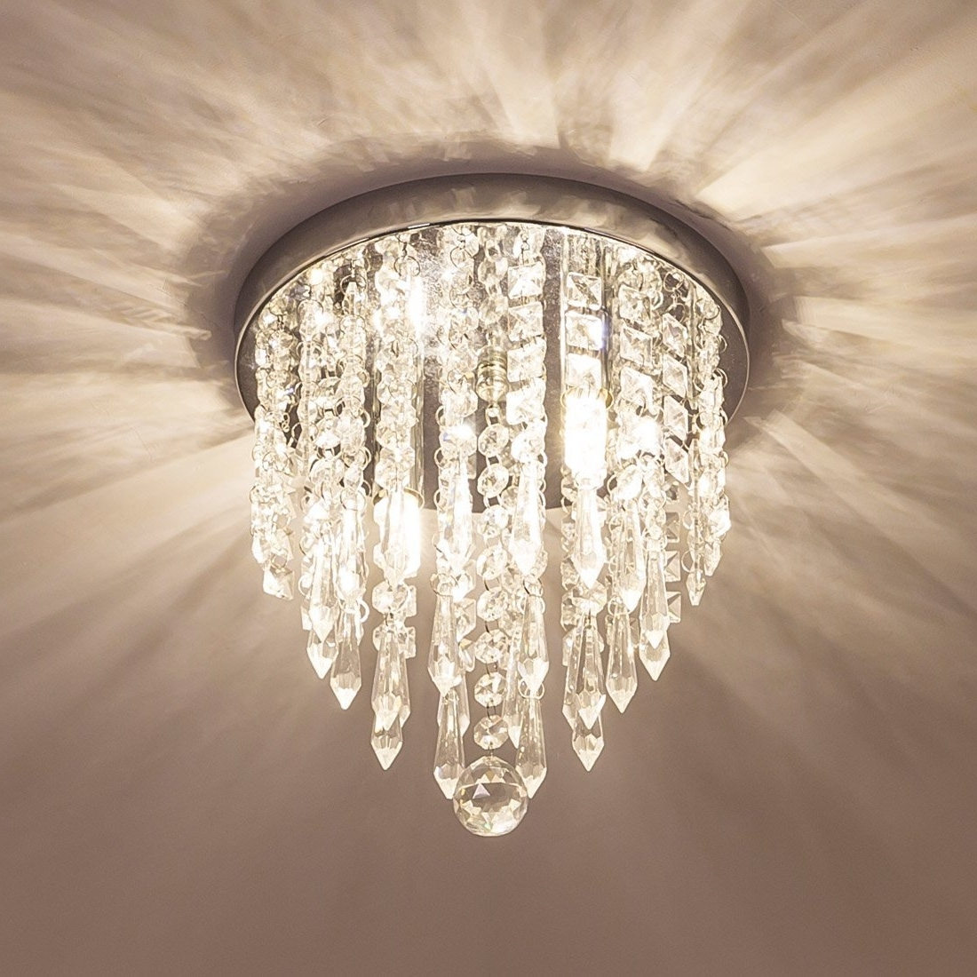 Lighting & Ceiling Fans – Ceiling Lights Within Wall Mounted Mini Chandeliers (View 4 of 15)