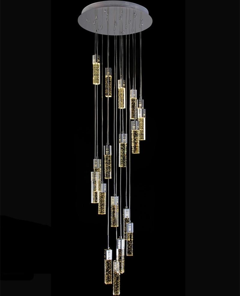 Lighting : Modern Cluster Chandelier Ceiling Lights Lantern Regarding Widely Used Ultra Modern Chandelier (View 15 of 15)