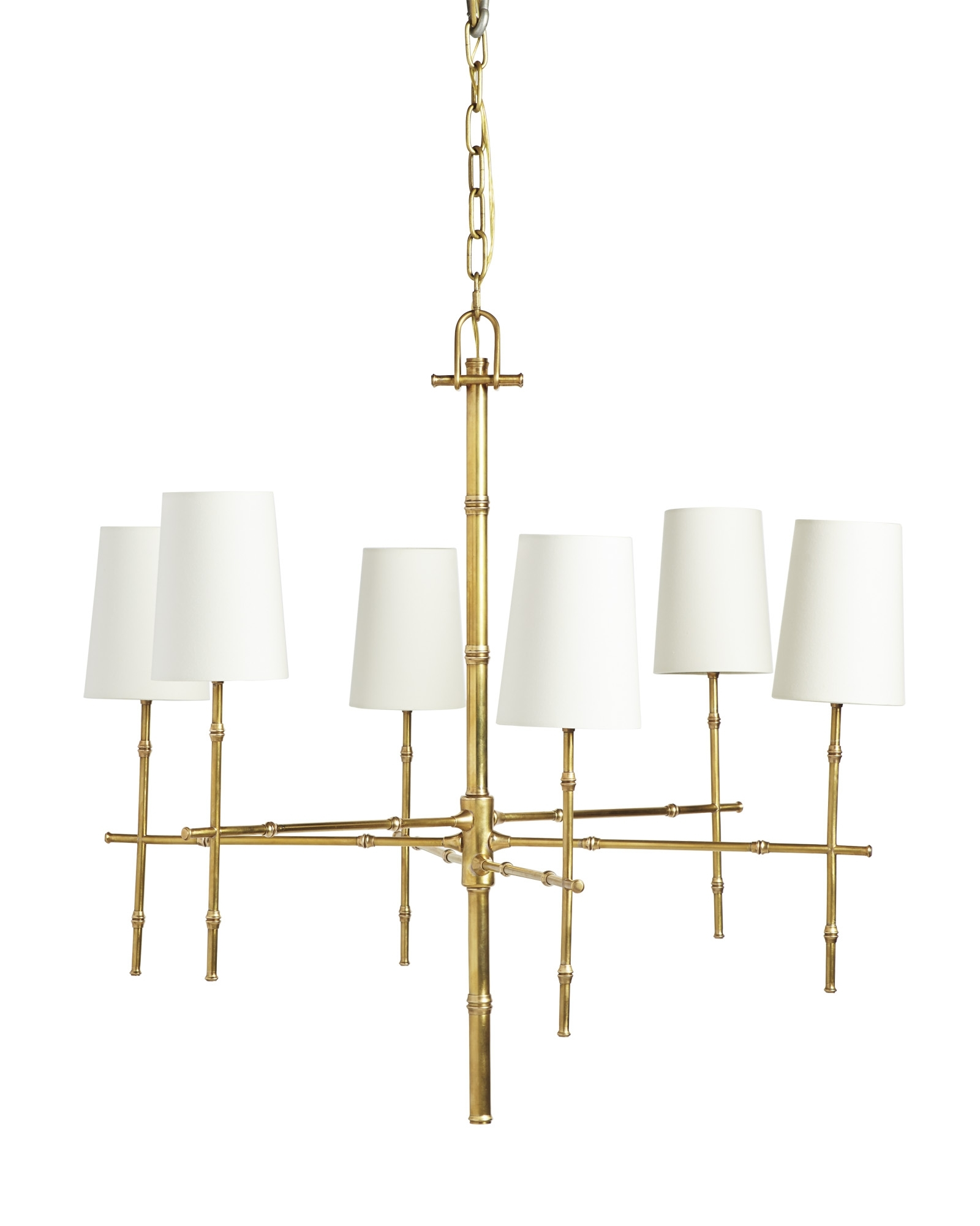 Lily Chandeliers For Well Liked Atwell Chandelier – Serena & Lily (View 7 of 15)