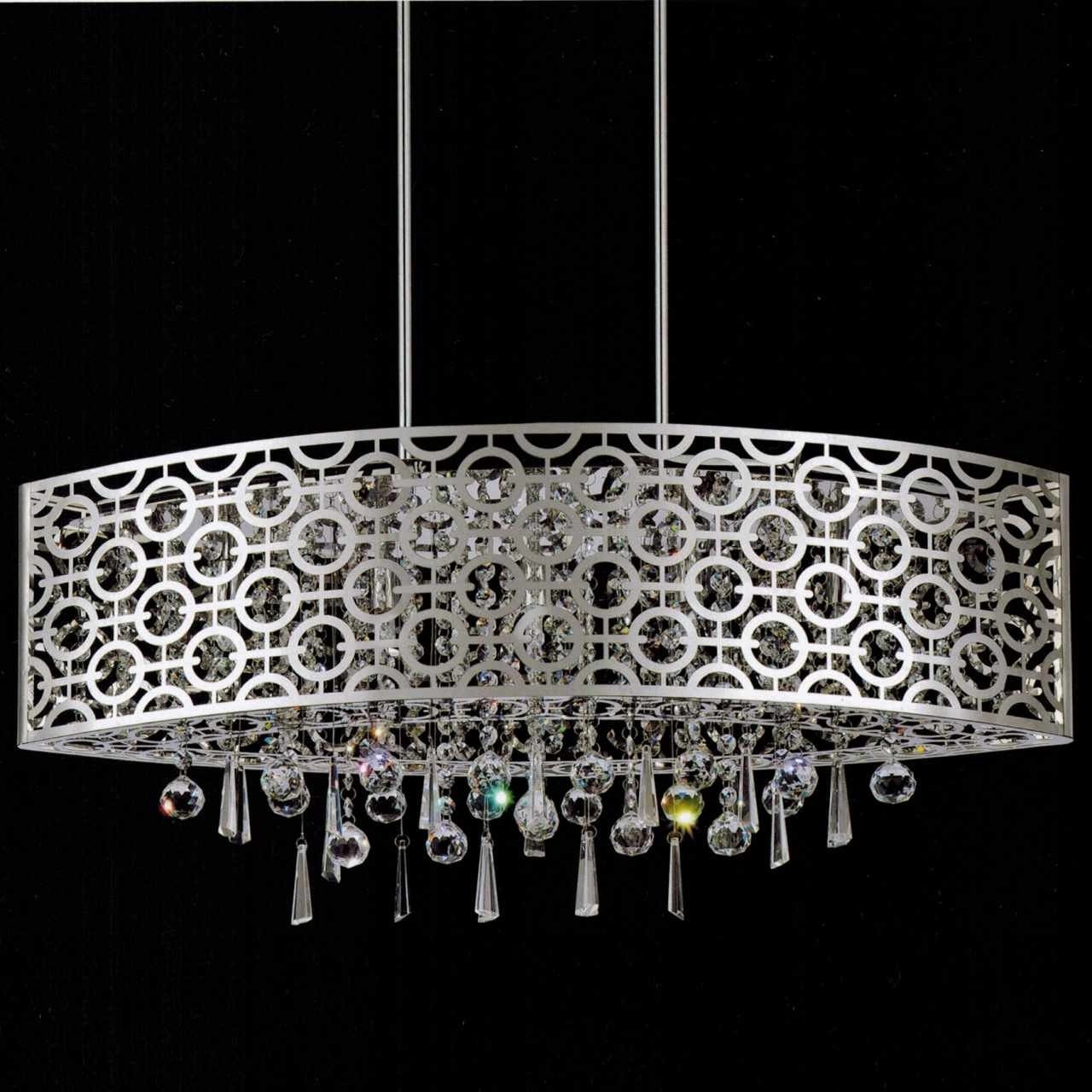 Long Hanging Chandeliers Throughout Favorite Brizzo Lighting Stores (View 8 of 15)