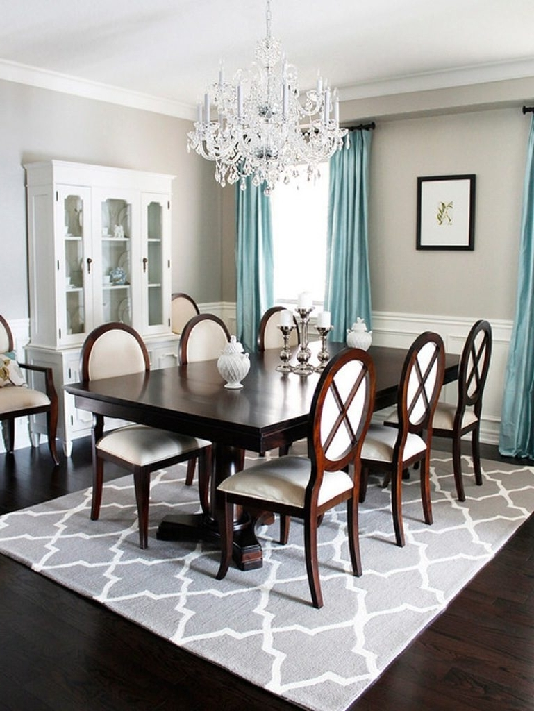 Low Ceiling Chandeliers With Newest Dining Room Light Fixtures For Low Ceilings • Ceiling Lights (View 9 of 15)