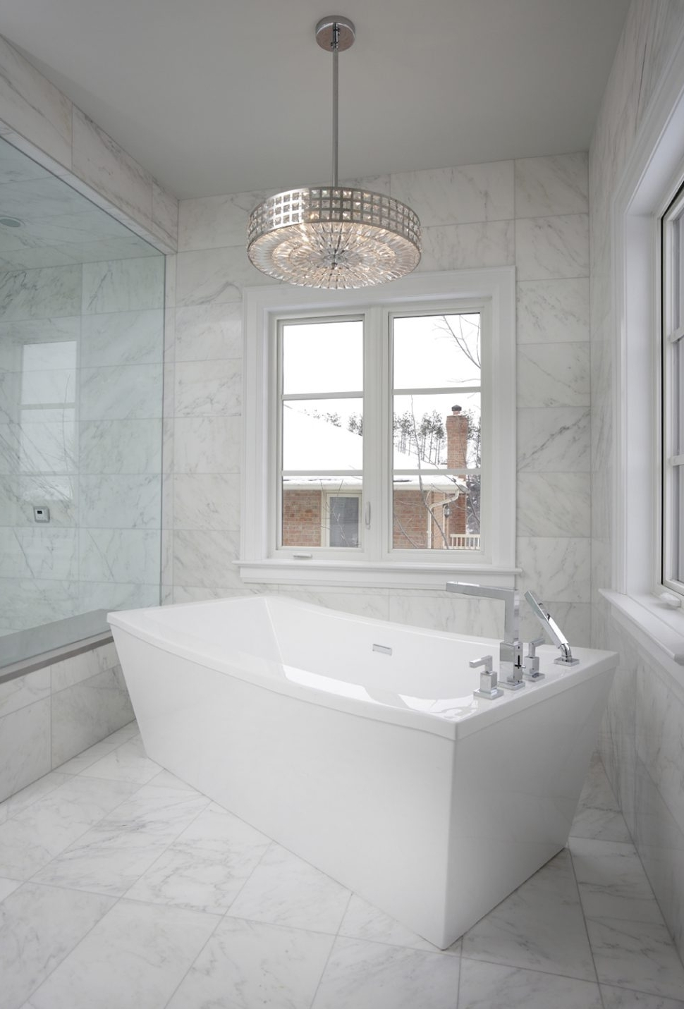 Mini Chandelier Bathroom Lighting For Best And Newest Chandeliers Design : Marvelous Dining Chandelier Rectangular Shades (View 10 of 15)