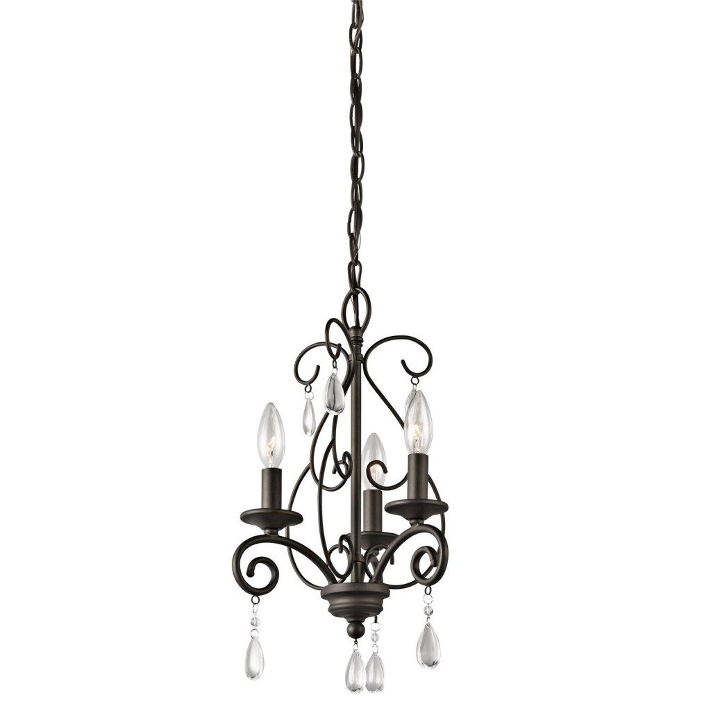 Mini Crystal Chandelier > $ (View 6 of 15)