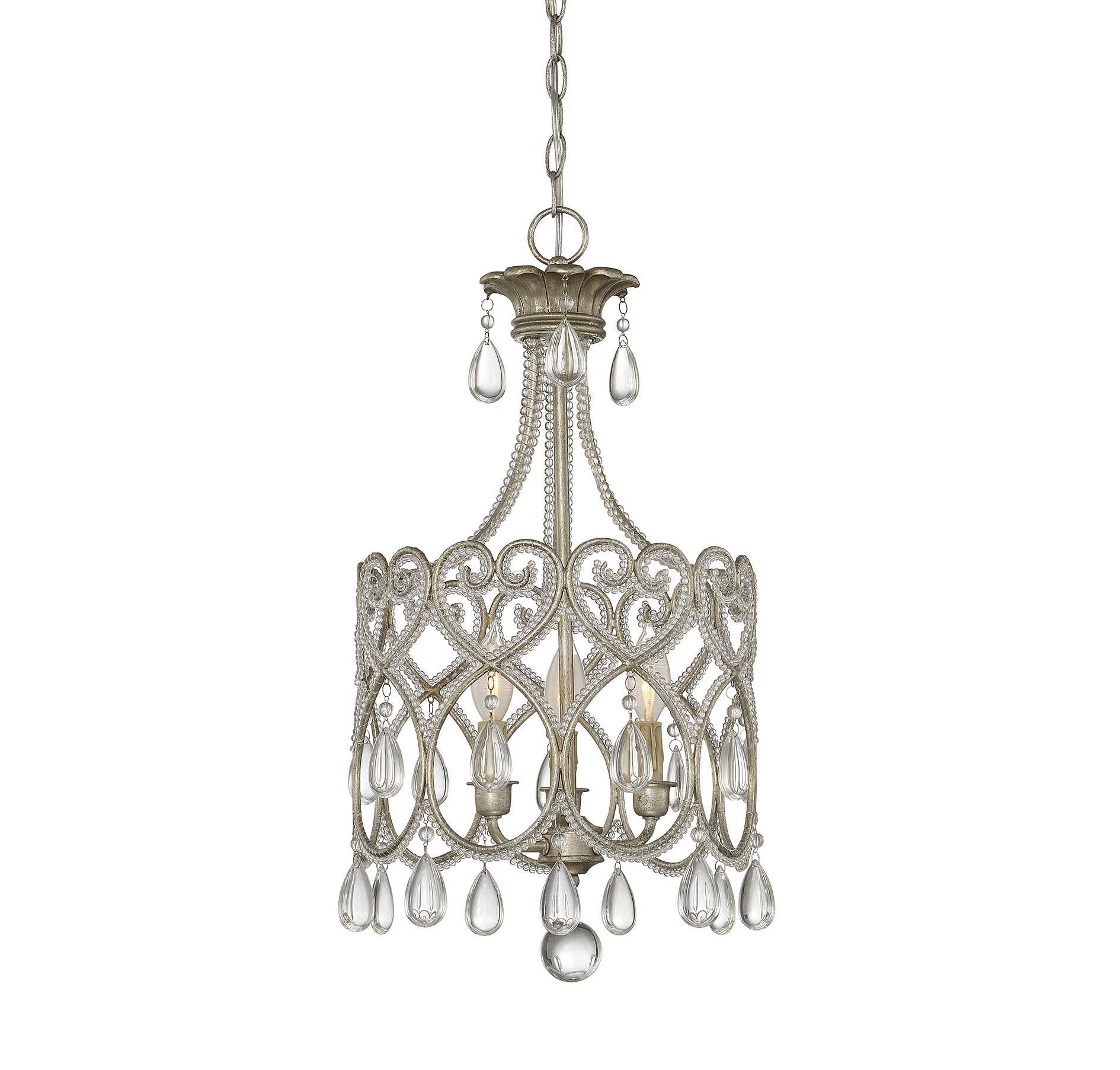 Mini Crystal Chandelier For Bedroom Pictures Also Stunning Shades With Popular Mini Crystal Chandeliers (View 10 of 15)