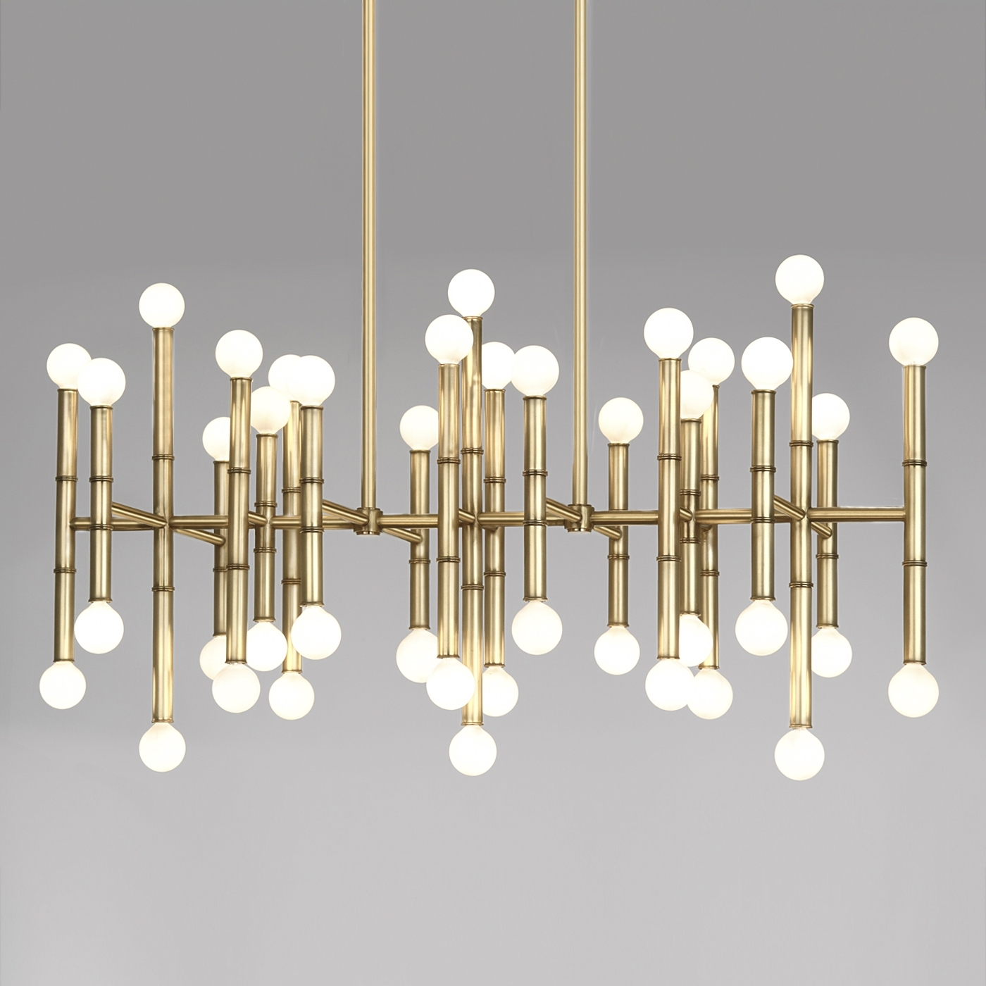 Modern Chandeliers (View 4 of 15)