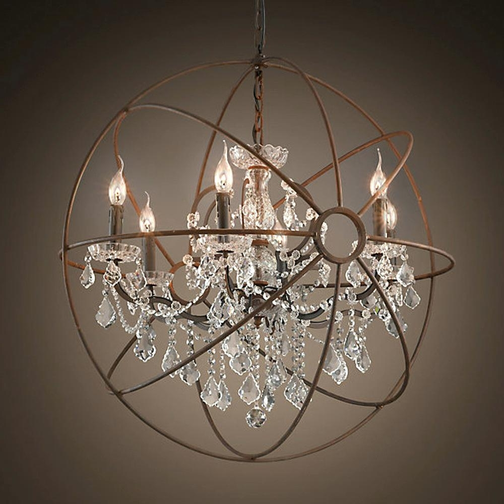 Most Current Globe Chandeliers Wooden Ebay Glass – Lapland Holidays Pertaining To Globe Chandeliers (View 5 of 15)