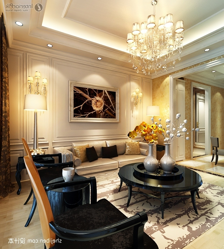 Most Current Living Room Chandeliers Inside Chandeliers Design : Amazing Stylish Decoration Chandelier For (View 12 of 15)