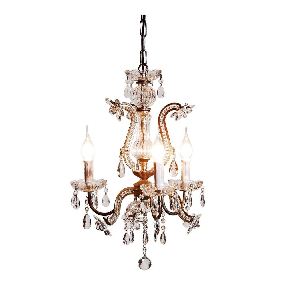 Most Current Vintage Chandelier Within Sienna Vintage Chandelier (View 6 of 15)