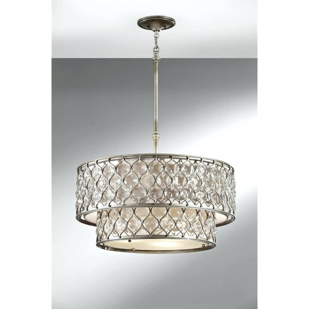 Most Popular Large Contemporary Chandeliers Intended For Chandelier : White Glass Chandelier Traditional Chandeliers Large (View 12 of 15)