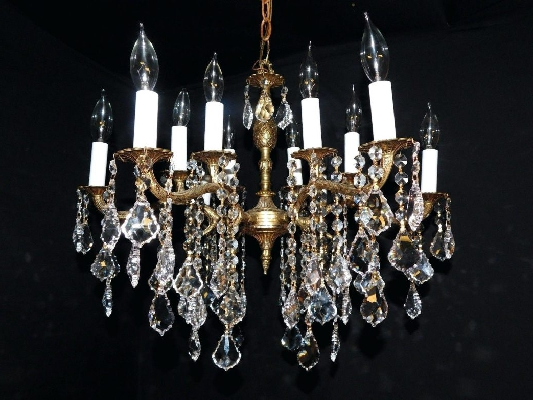 Most Popular Lead Crystal Chandeliers Chandelier Parts Uk Design Magnificent Id Inside Lead Crystal Chandeliers (View 3 of 15)