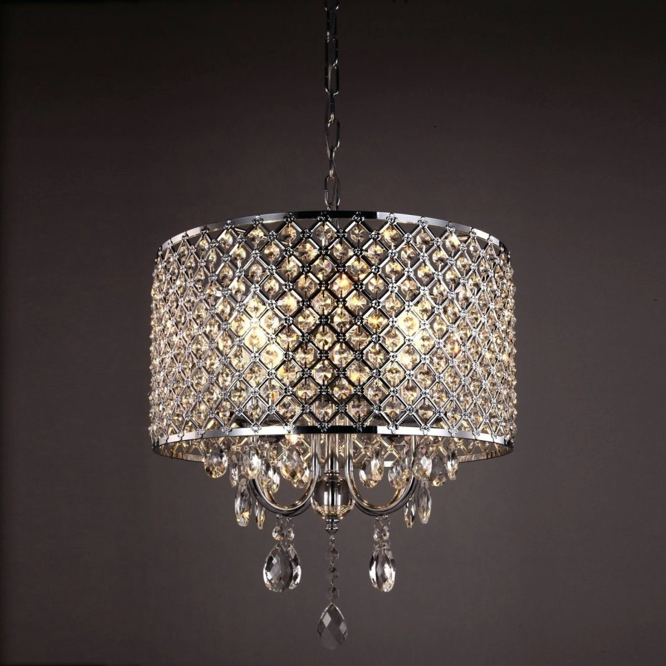 Most Popular Lighting : Crystal Chandelier Table Lamp Lamps Best Of Small Style With Small Chandelier Table Lamps (View 11 of 15)