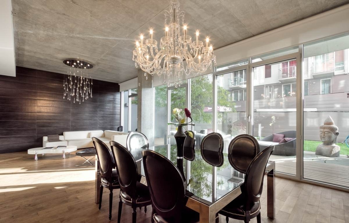 Most Recent Amazing Chandeliers For Dining Room 26 Double Suitable Plus Table Inside Table Chandeliers (View 8 of 15)