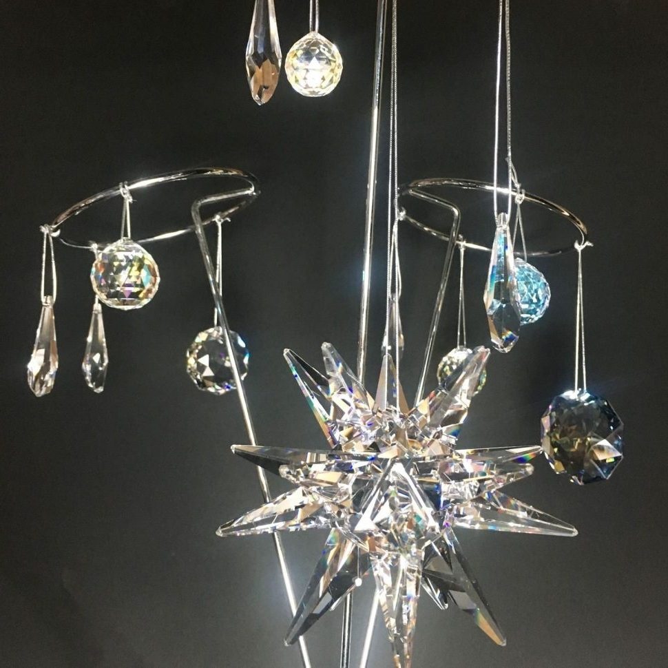 Most Recent Chandeliers : Lead Crystal Chandelier Prisms Chandeliers Design Intended For Lead Crystal Chandeliers (View 12 of 15)