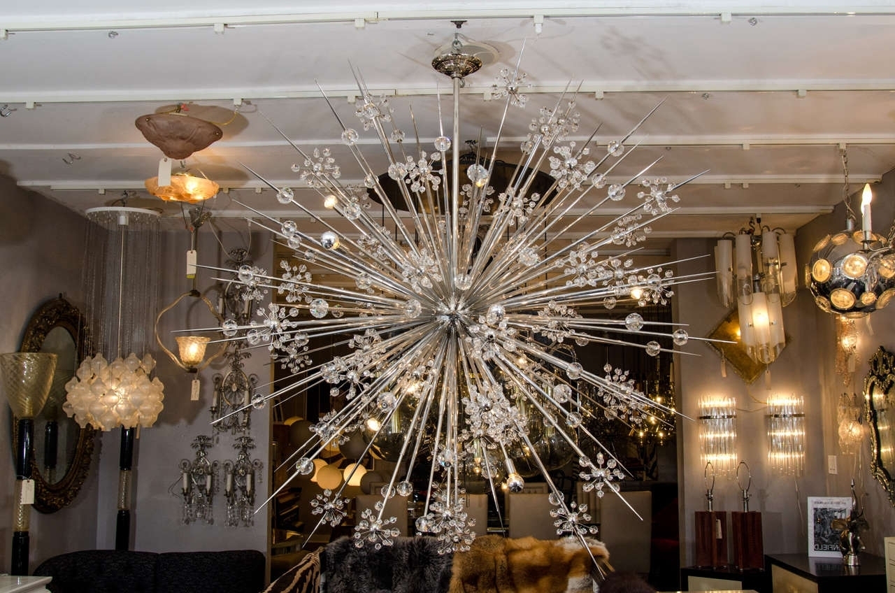 Most Recently Released Huge Crystal Chandeliers Pertaining To Giant Huge Chandelier – Closdurocnoir (View 12 of 15)