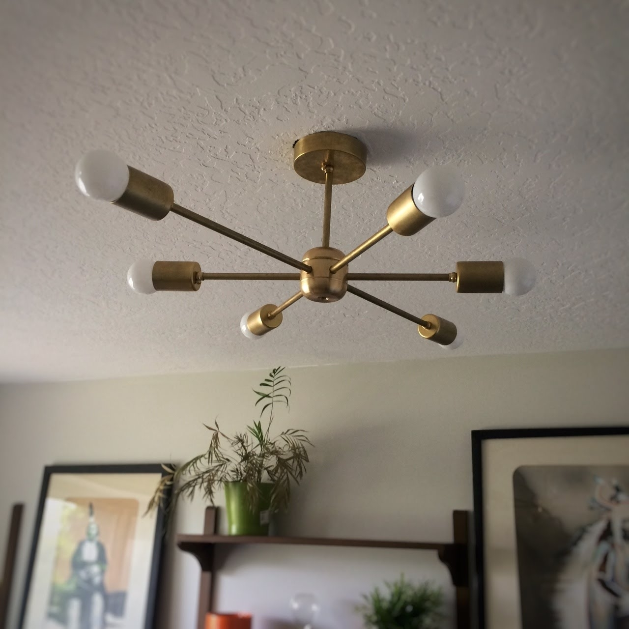 Most Recently Released Light Fixture : Simple Dining Room Standing Lamps For Living Room Regarding Wall Mounted Chandelier Lighting (View 8 of 15)