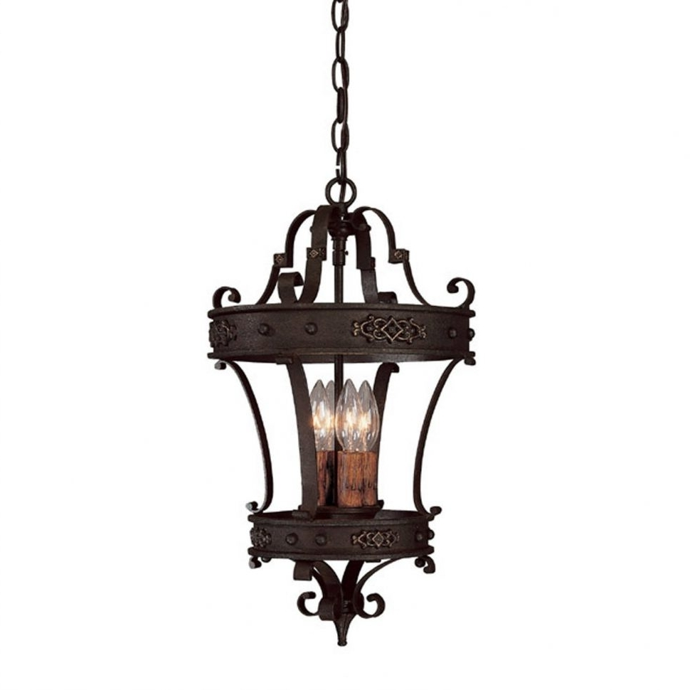 Most Up To Date Rustic Lamps Tags : Fabulous Small Rustic Chandelier Wonderful Within Small Rustic Chandeliers (View 2 of 15)