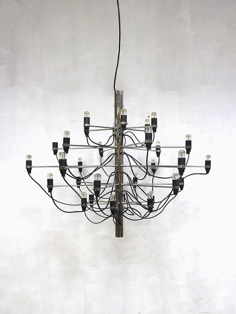 Most Up To Date Vintage Chandeliergino Sarfatti For Flos For Sale At Pamono Pertaining To Vintage Chandelier (View 4 of 15)