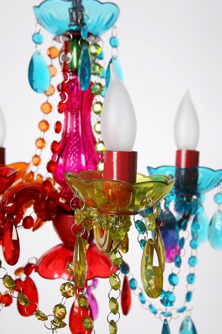 Multi Colored Gypsy Chandeliers Regarding Widely Used 38 Best Gypsy Chandeliers Images On Pinterest (View 11 of 15)