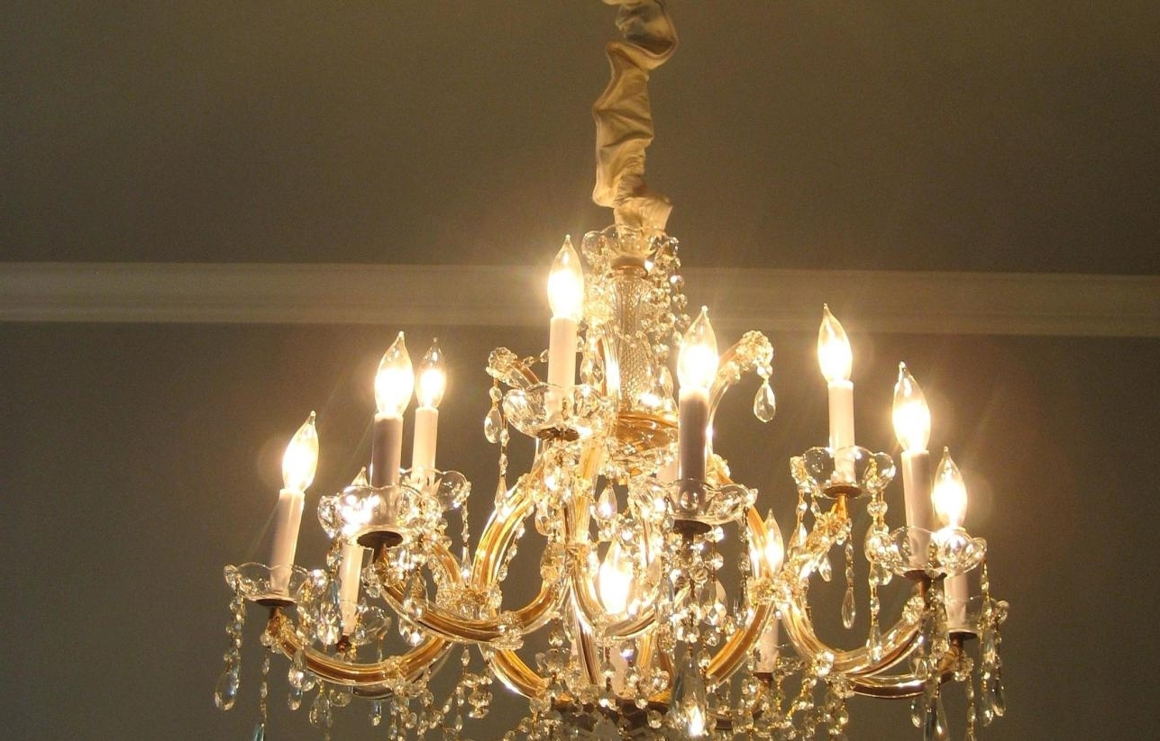 Newest Chandelier : Beautiful Metal Ball Candle Chandeliers Chandeliers With Regard To Metal Ball Chandeliers (View 7 of 15)