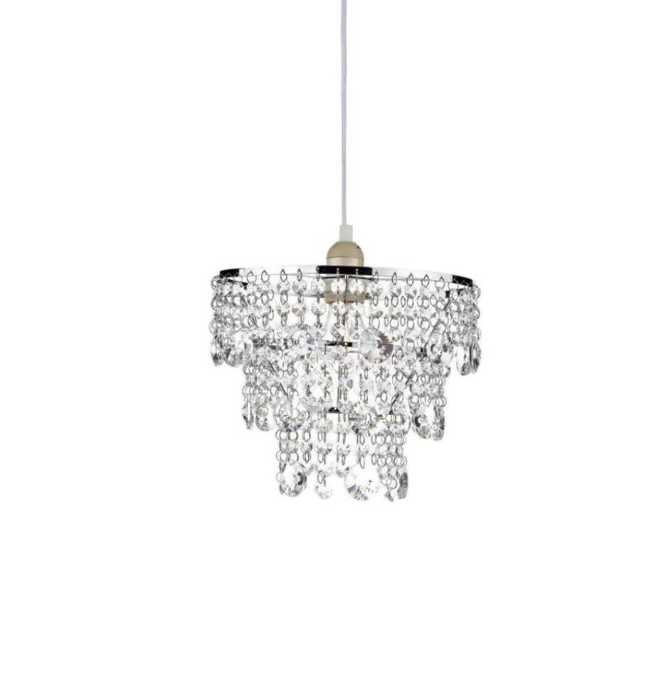 Newest Chandeliers Design : Wonderful Chandelier Lamp Shades Affordable With Regard To Short Chandeliers (View 8 of 15)