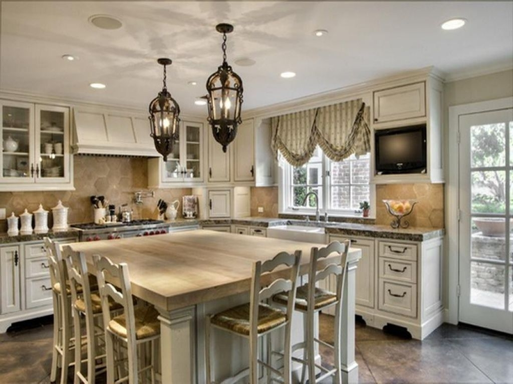 Newest French Country Lighting Fixtures Kitchen Including Style And Photos With French Country Chandeliers For Kitchen (View 15 of 15)