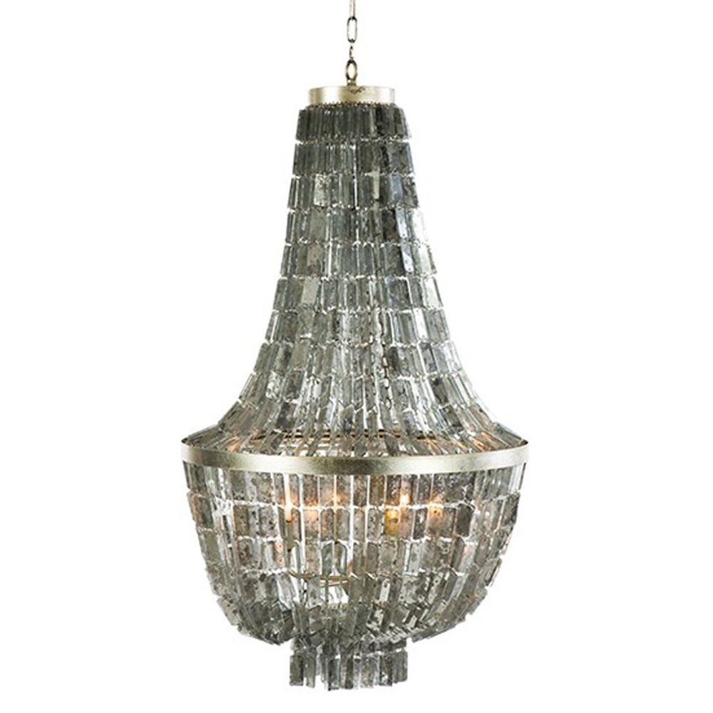 Newest Glendive Mirror Chandelier – Feast For The Senses – Dining Room With Regard To Mirror Chandelier (View 11 of 15)