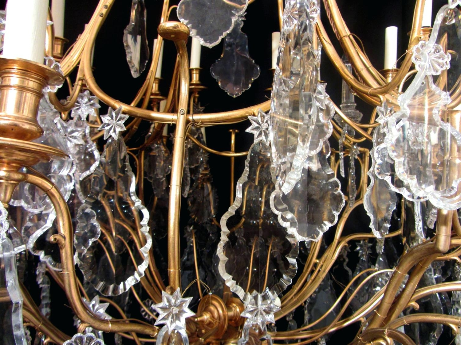Newest Large Bronze Chandelier Lrge Bccrt Chndelier Big Crystal Extra Inside Large Bronze Chandelier (View 5 of 15)