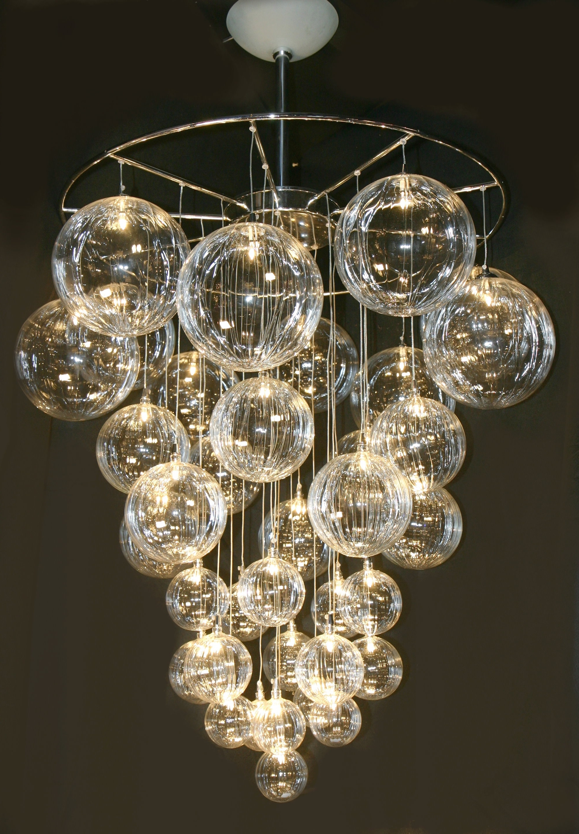 Newest Light : Contemporary Lighting Chandeliers Ideas And Antique All For Unusual Chandeliers (View 5 of 15)