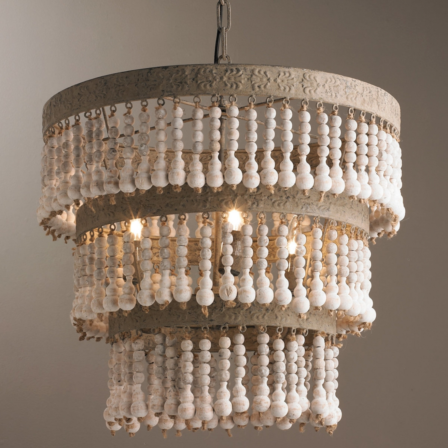 Newest Lighting ~ Chandeliers ~ Turquoise Beaded Chandelier Light Fixture Regarding Turquoise Wood Bead Chandeliers (View 6 of 15)