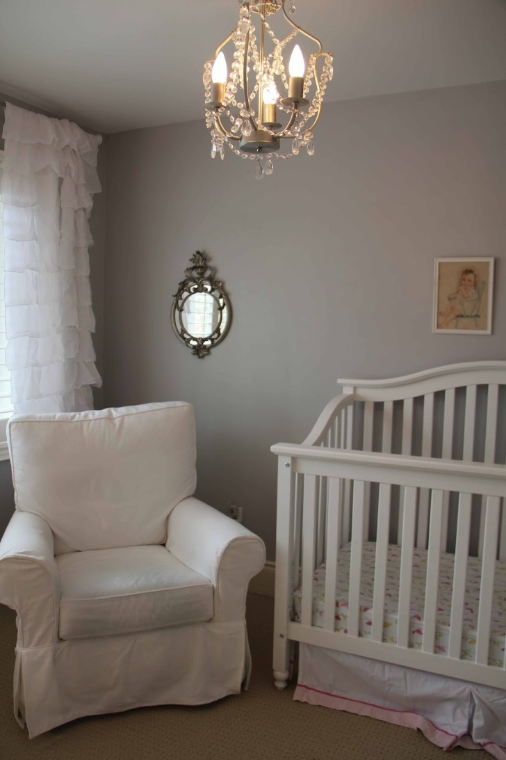 Newest Mini Chandeliers For Nursery With Regard To Baby Nursery Which One Is The Best Baby Nursery Chandelier To Select (View 12 of 15)