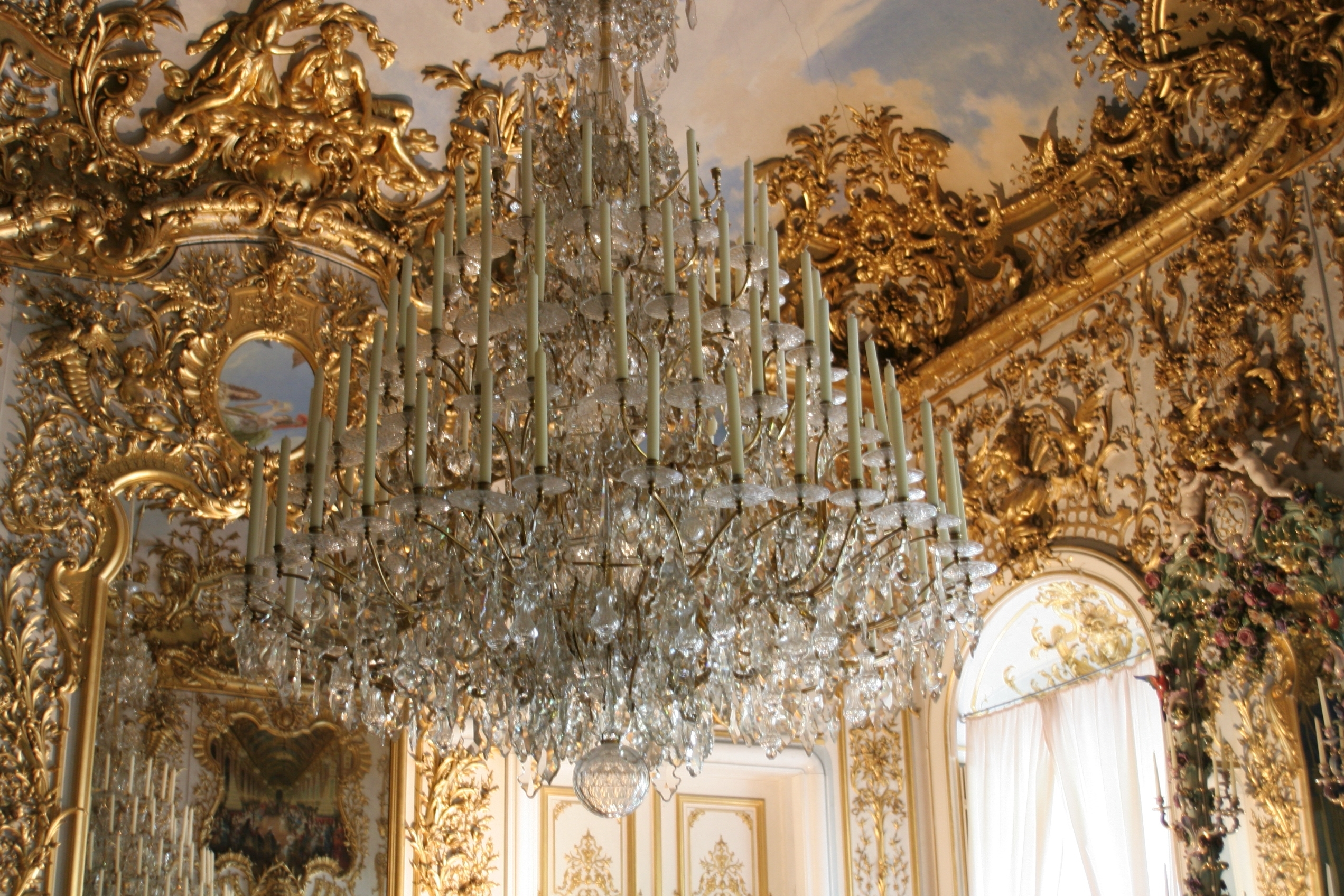 Newest Ornate Chandeliers In The History Of The Chandelier – Hankering For History (View 5 of 15)