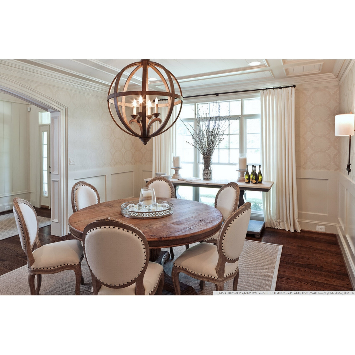 Orb Chandelier Pertaining To Latest Currey & Co Axel Orb Chandelier (View 15 of 15)