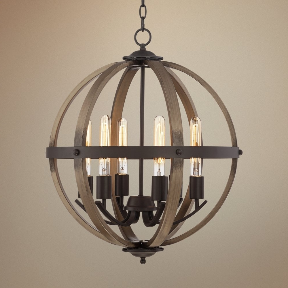 Featured Photo of Orb Chandeliers