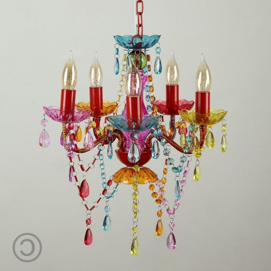 Pendant Lights ~ Chandelier : Multi Coloured Chandelier Modern Regarding Most Recent Multi Colored Gypsy Chandeliers (View 12 of 15)
