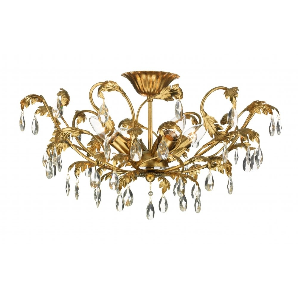 Popular Low Ceiling Chandeliers Uk (View 4 of 15)