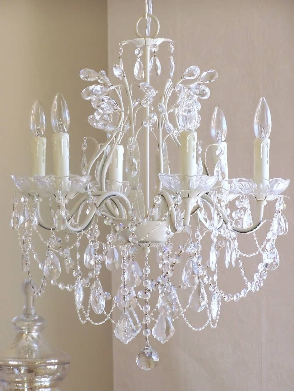 Popular Mini Chandeliers For Nursery Within Chandeliers Design : Wonderful Kids Room Chandelier Small (View 8 of 15)
