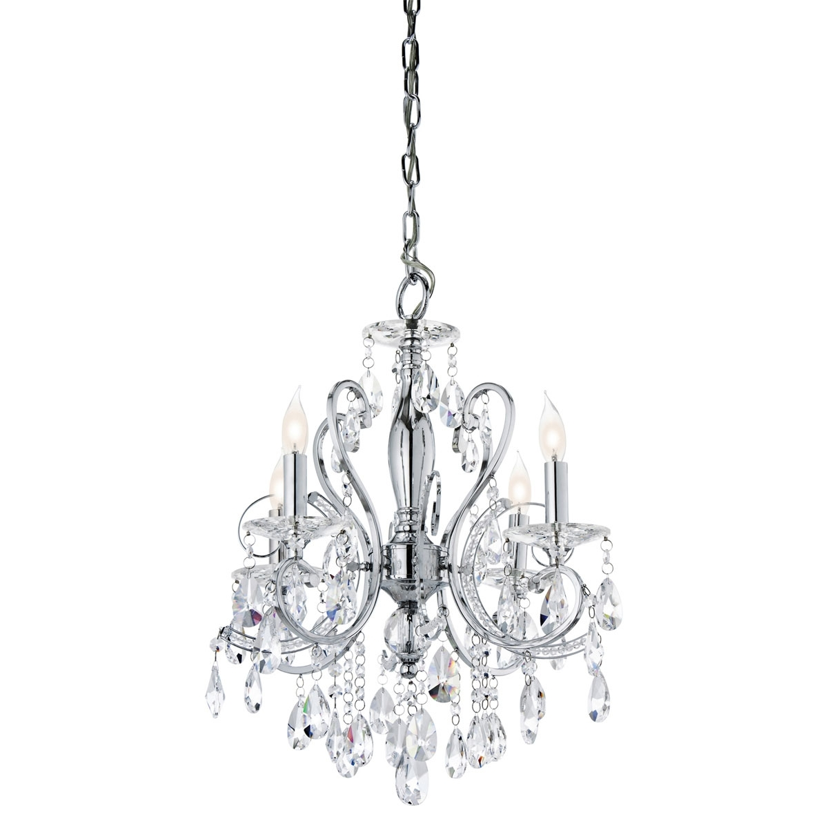 Popular Small Chandeliers Regarding Ultimate Mini Crystal Chandeliers About Modern Home Interior Design (View 9 of 15)