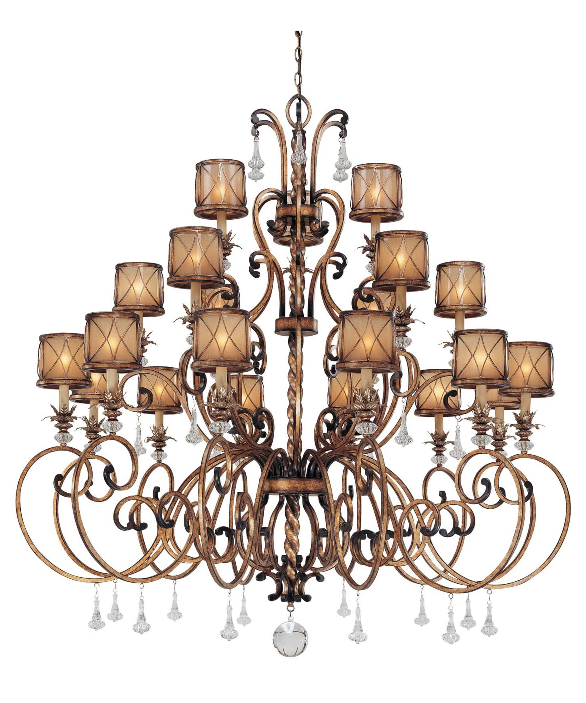 Preferred Chandelier (View 11 of 15)