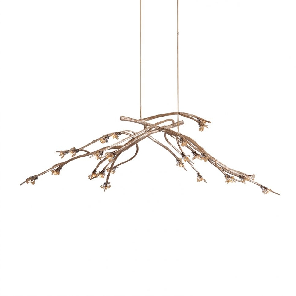 Preferred Chandeliers Design Amazing Modern For Dining Room Tree Within Lucinda Branch Chandelier