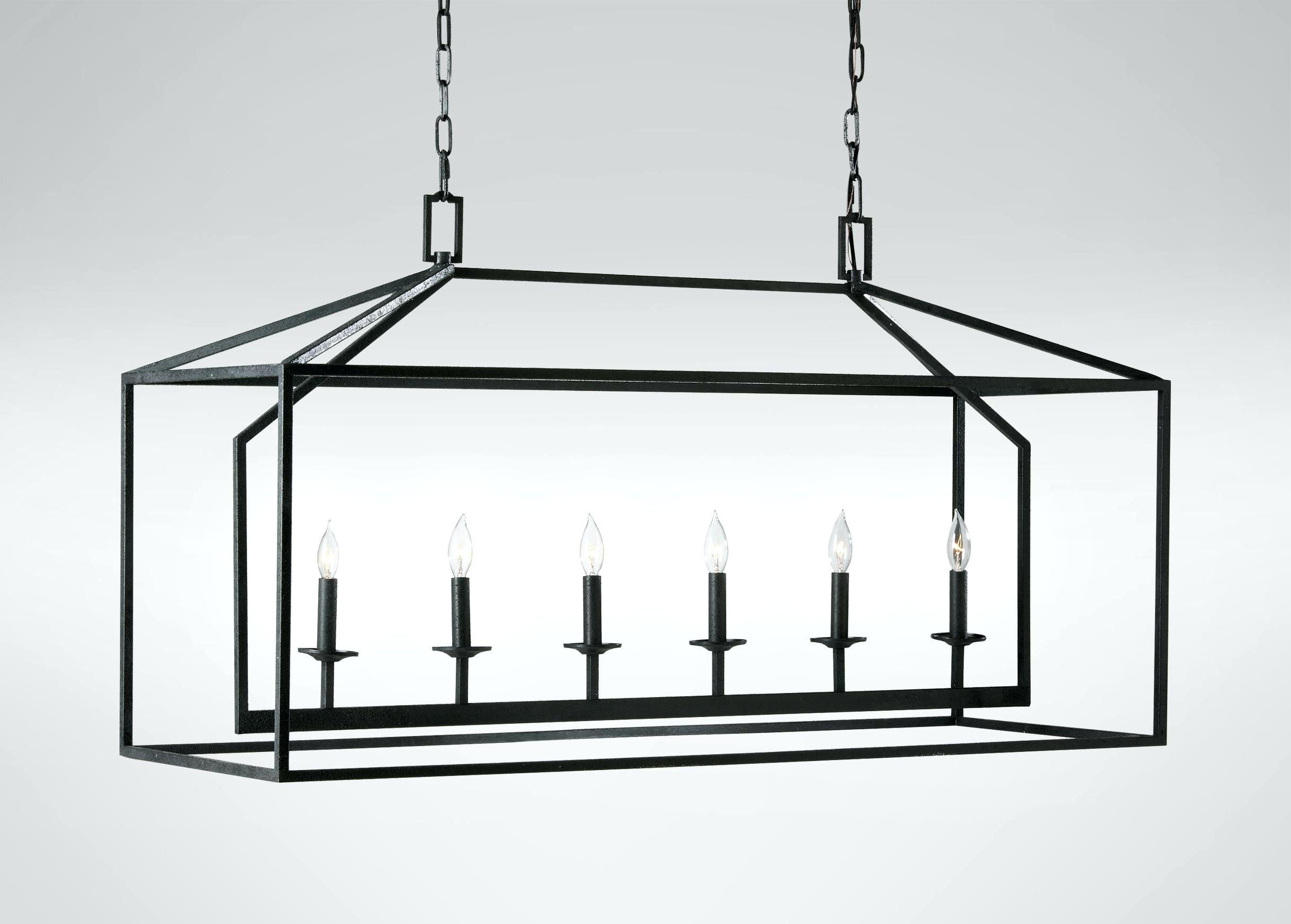 Preferred Chandeliers Design : Marvelous Black Iron Lantern Chandelier Current With Indoor Lantern Chandelier (View 15 of 15)