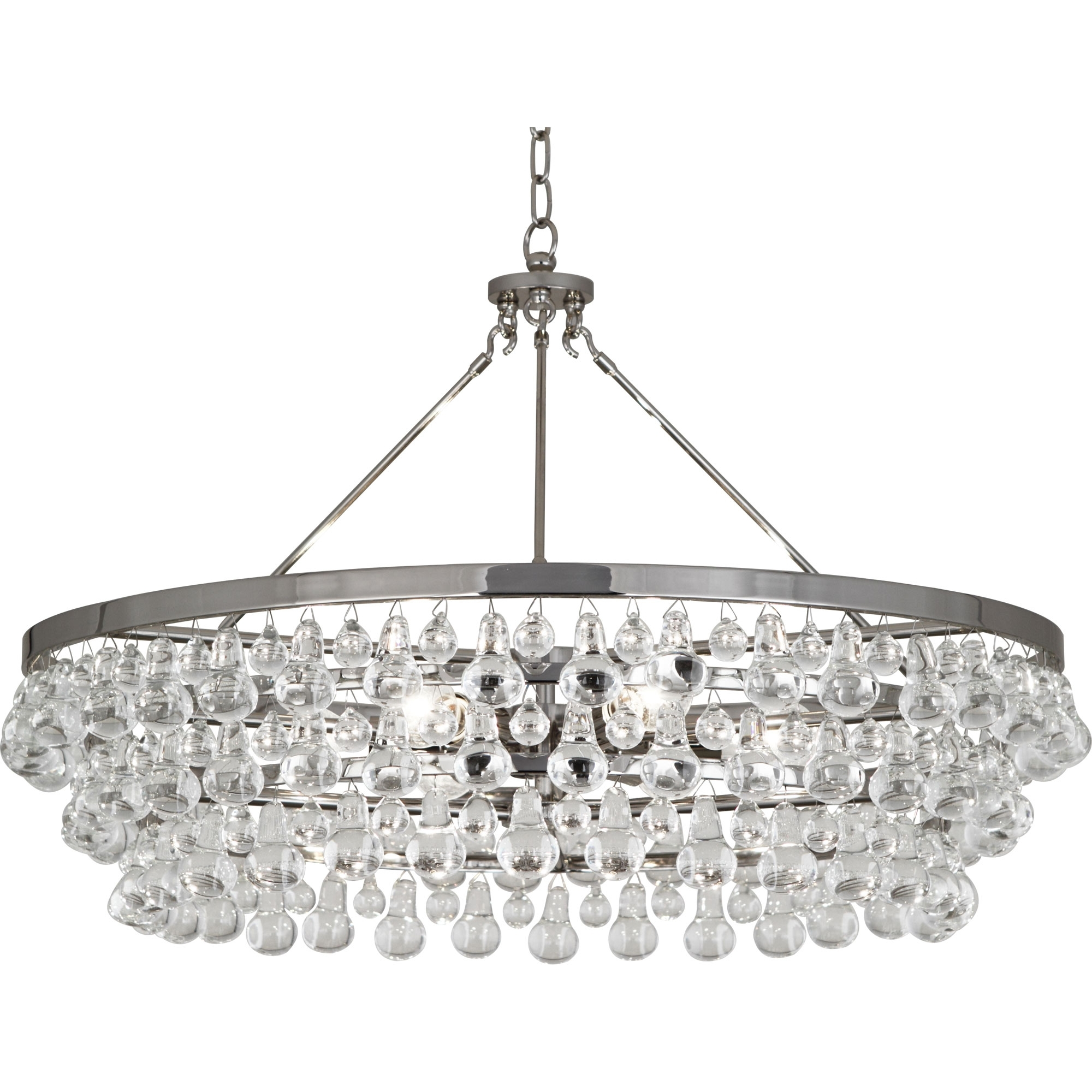 Preferred Large Chandeliers For Large Chandelierrobert Abbey (View 3 of 15)