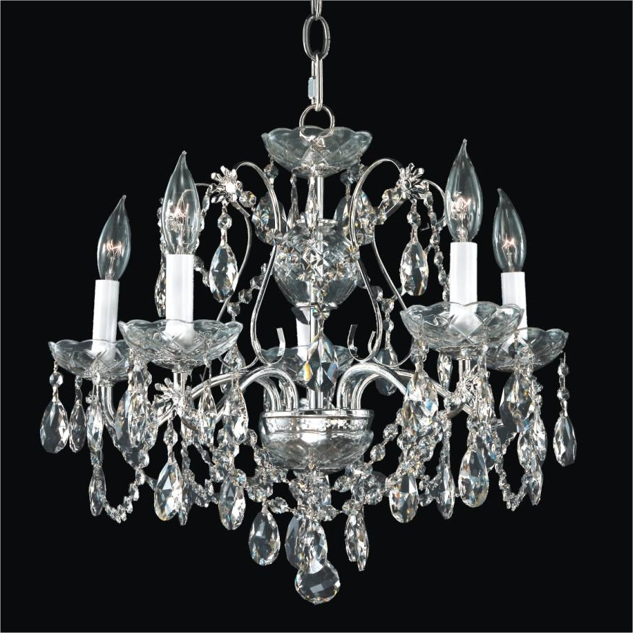 Preferred Lighting : Chandelier For Small Dining Room Lamps And Chandeliers For Giant Chandeliers (View 12 of 15)