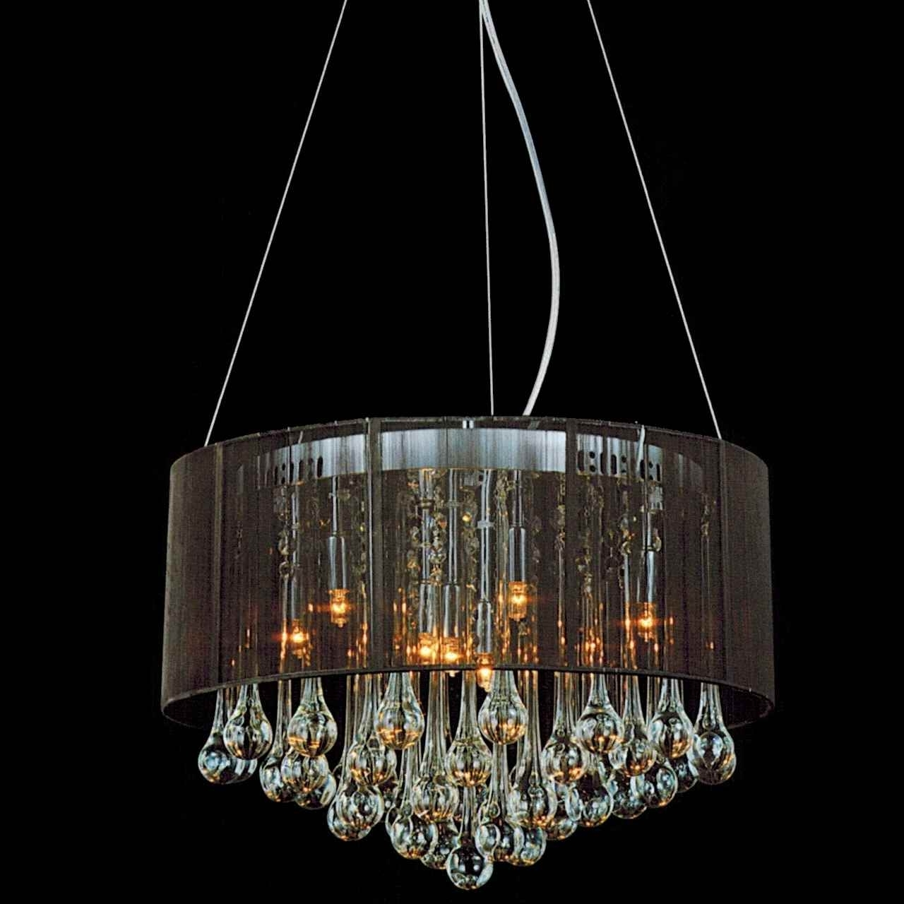 Preferred Modern Silver Chandelier Inside Brizzo Lighting Stores (View 4 of 15)